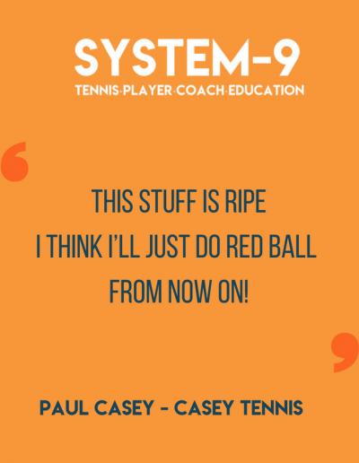 SYSTEM-9 Testimonial 1